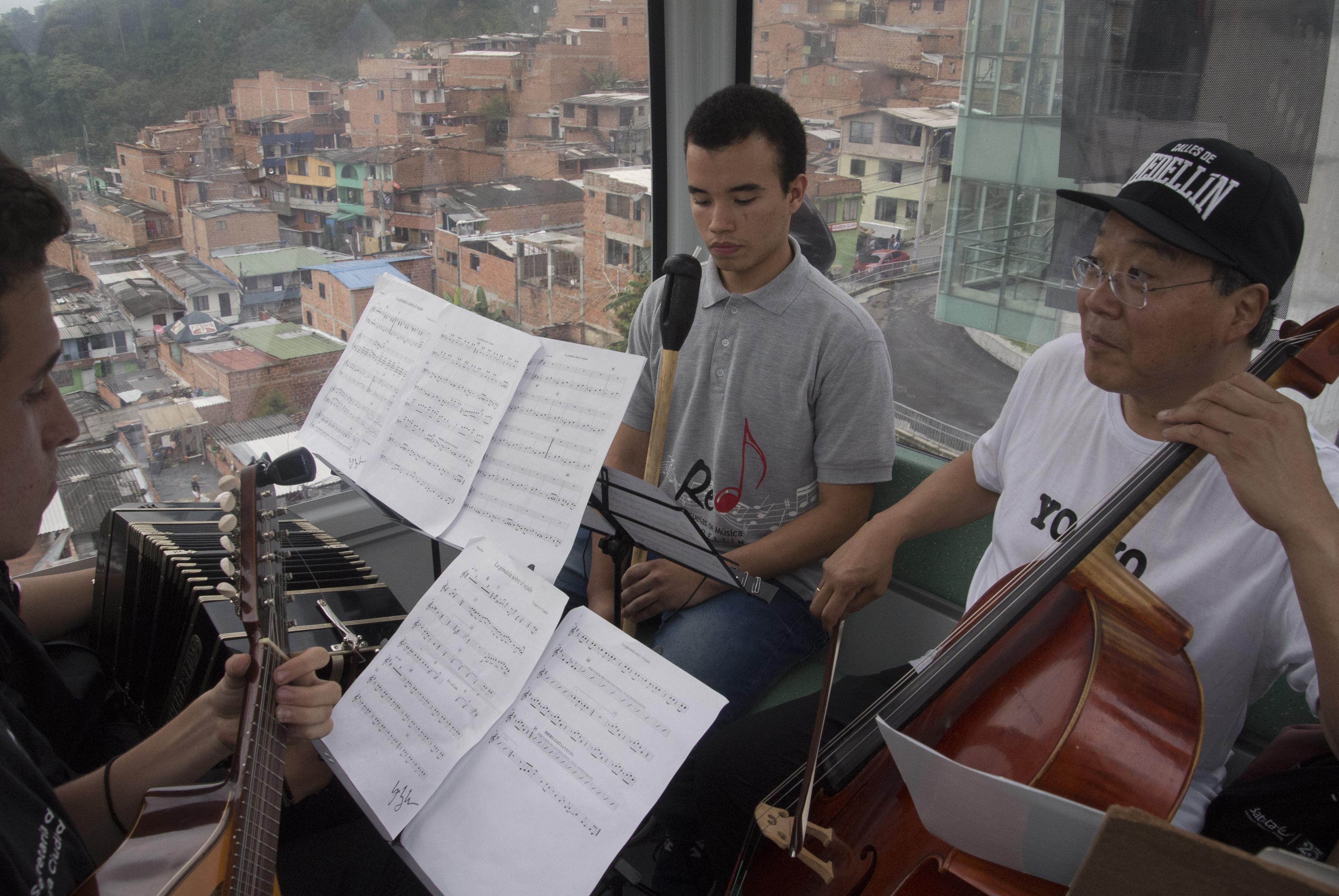 Bach Project recap: Chile and Colombia   Yo-Yo Ma